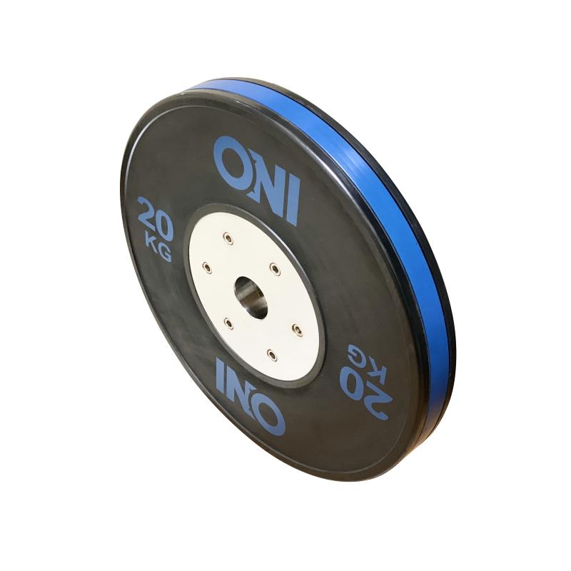 ONI バンパープレート 25kg 20kg 15kg 10kg 2枚1セット
