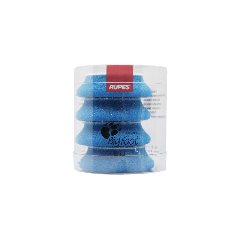 RUPES iBrid Nanoロング HR81ML/DLP