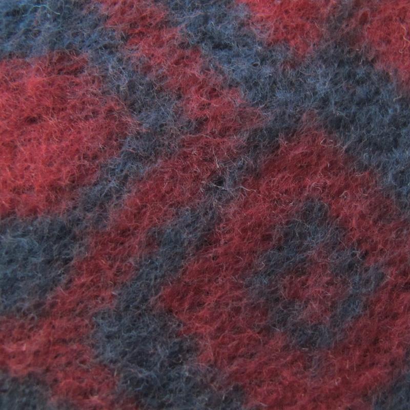大人カラーのアラベスク模様セーター【一着のみメール便可】