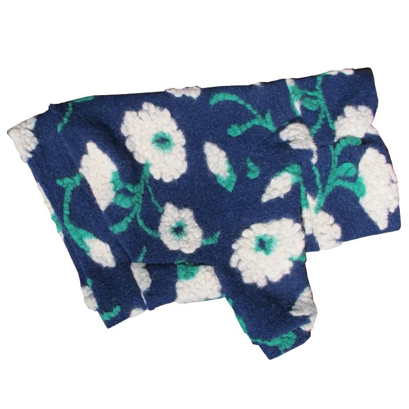 立体お花の圧縮セーター【メール便不可】