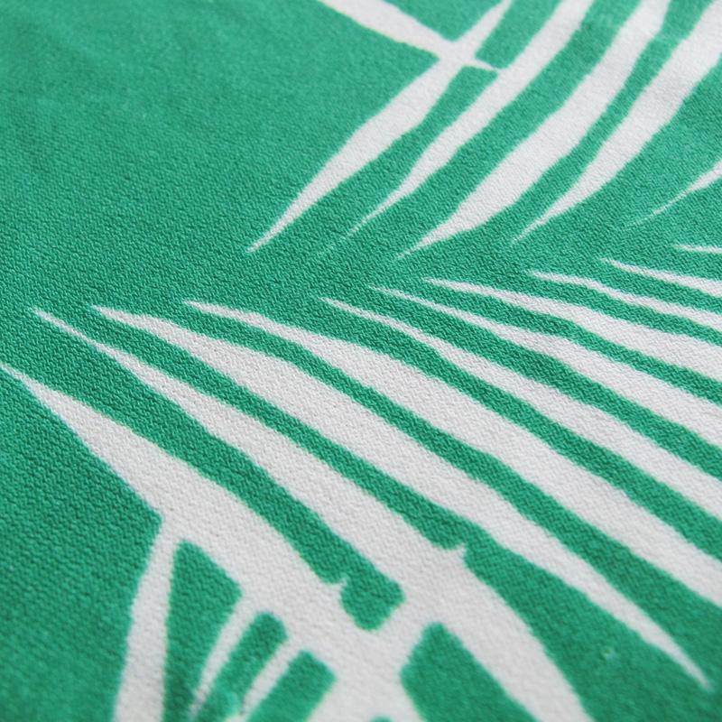 残りSサイズのみ★ヤシの木プリント夏つなぎ【夏つなぎ2着or夏つなぎ1着×Tシャツ(タンク)1着はメール便可】
