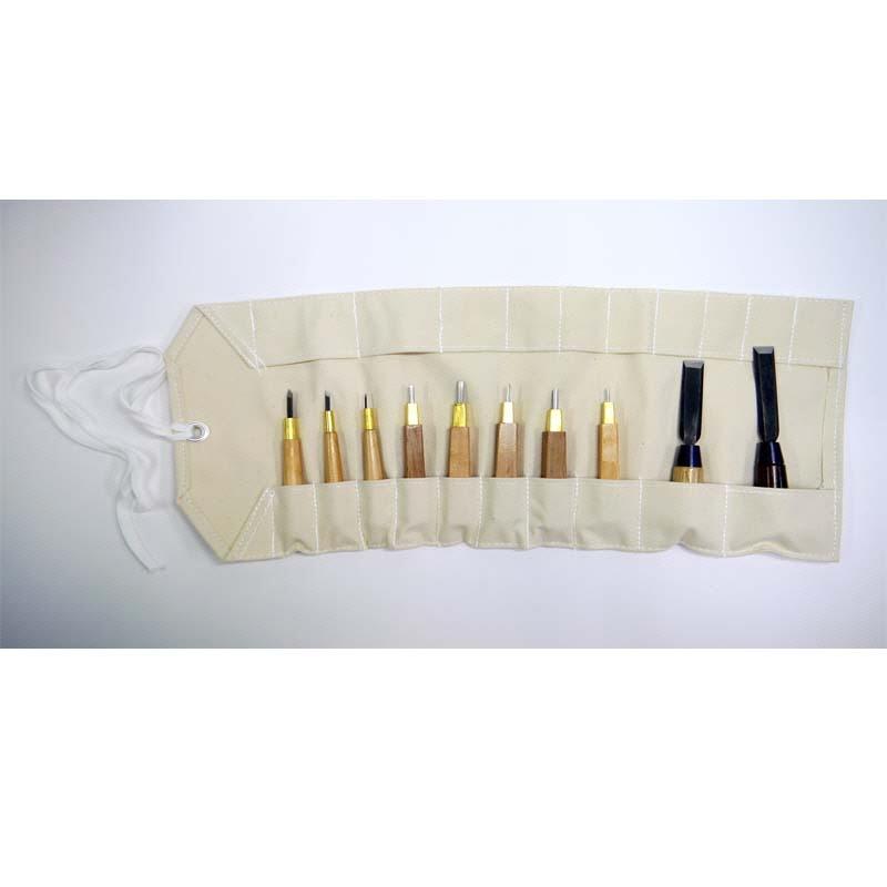 刀入れ袋布製 大29�幅