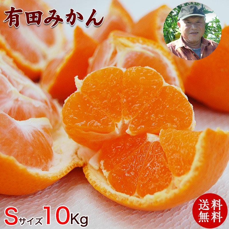 伊藤さんの有田みかん Sサイズ10kg