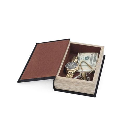 本かと思ったら違うよ★ おしゃれな本型の収納ケース♪ キッカーランド ブックボックス ラージ