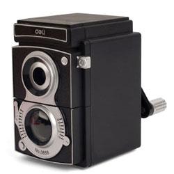 クラシックなレトロデザインのカメラ! キッカーランド カメラ・ペンシルシャープナー
