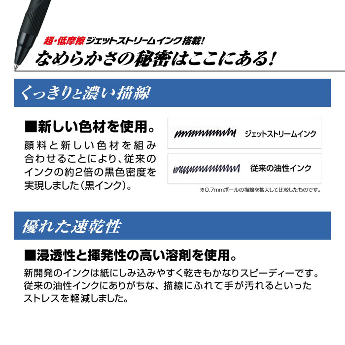 三菱鉛筆 ジェットストリーム エッジ ライトブルー SXN-1003-28 0.28 油性 世界初 ボールペン 記念品 名入れ ギフト 限定