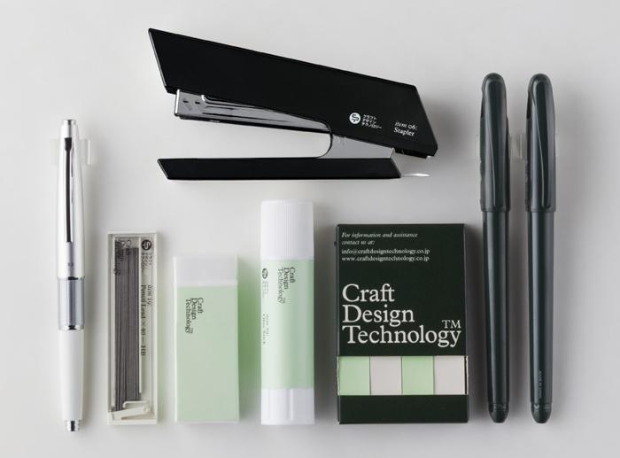 PH3GIFTL-GR Craft Design Technology CDTステーショナリーギフトセットL 人気のアイテム8種セレクトしたギフトセット