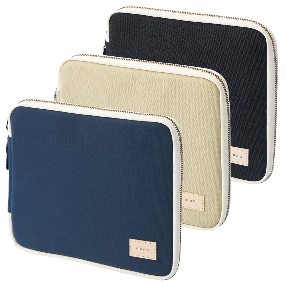 LIHIT LAB HINEMO スタンドポーチ Sサイズ 簡易パーテーション 整理整頓 バッグインバッグ テレワーク応援