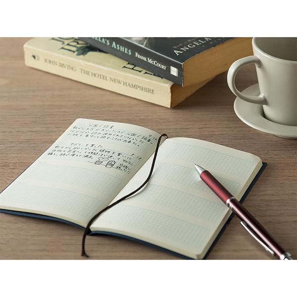 隙間の時間に書く小さな日記 ミドリ 日記 スキマ 紺 巣ごもり ボケ防止 ストレス解消 習慣
