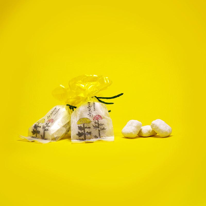 [お盆手土産好適品]さざれ菊 15袋入  1袋(3粒入り)