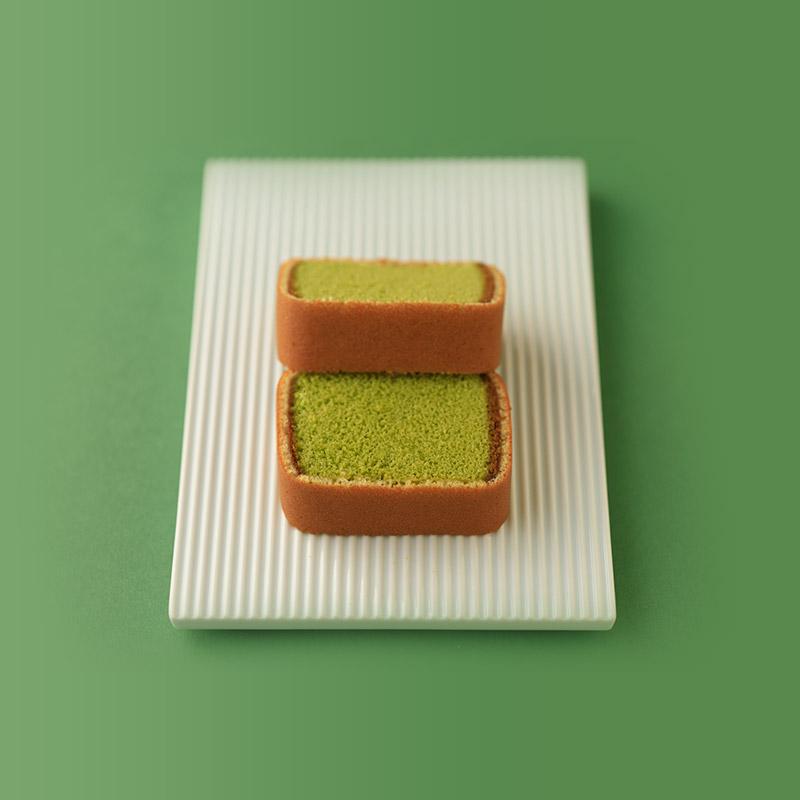 カステラ巻 抹茶 18個入 <季節限定>