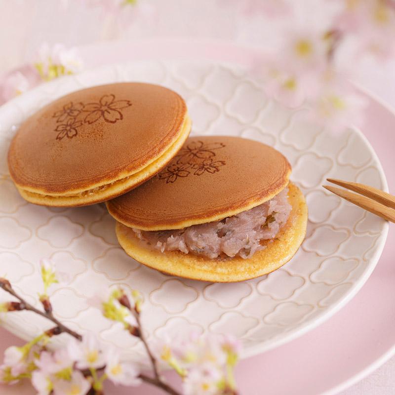 【WEB限定】 春の詰合せ0.5号(さくら三笠山・いちご巻)