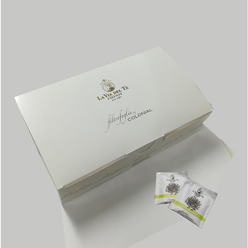 緑茶レモンジンジャー<br>コットンティーバッグ 100個入