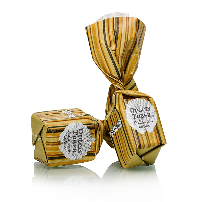 ヘーゼルナッツ入り トリュフチョコレート 小粒