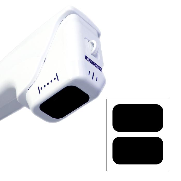 4Dハイフカートリッジ用シール2枚セット(ULSONIC NEO用)