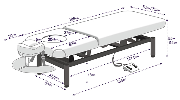FV-223R エレクトリックリクライニングメモリーDX