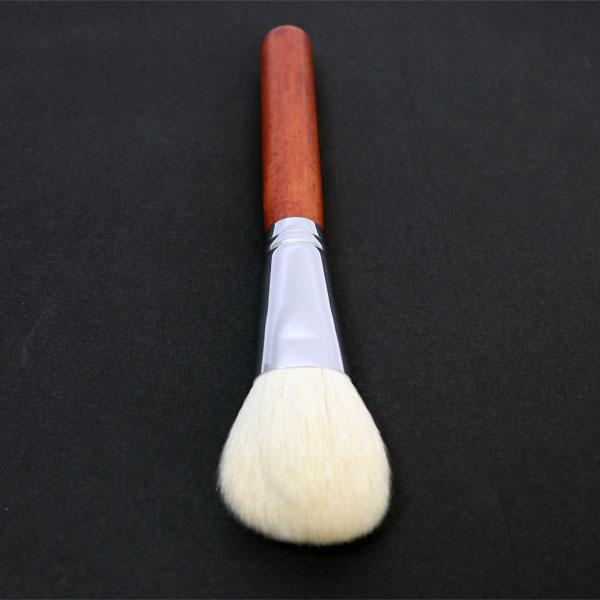 高級木製ホホ刷毛