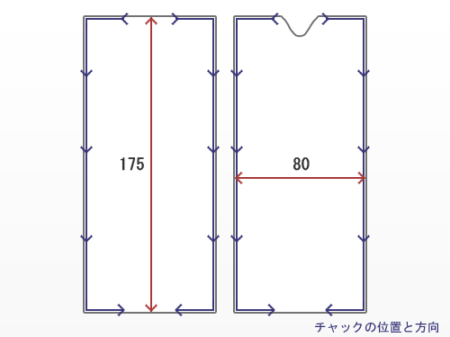 遠赤外線ヒートマット3(二つ折り)