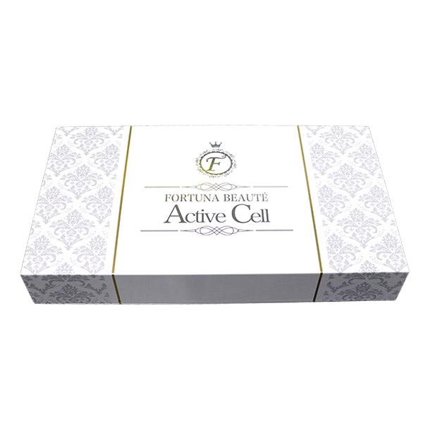 ヒト幹細胞美容液セット FORTUNA BEAUTE Active Cell