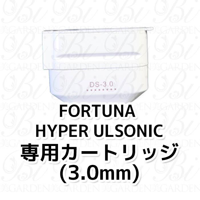 Fortuna Hyper Ulsonic(フォルトゥナハイパーウルソニック)フェイシャル用カートリッジ3.0mm