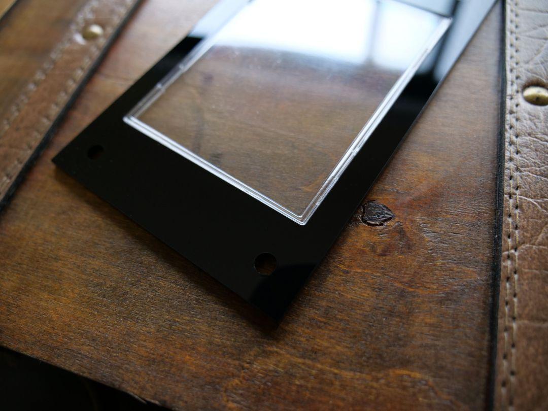 アクリルフレーム フルプロテクトスリーブR用 黒