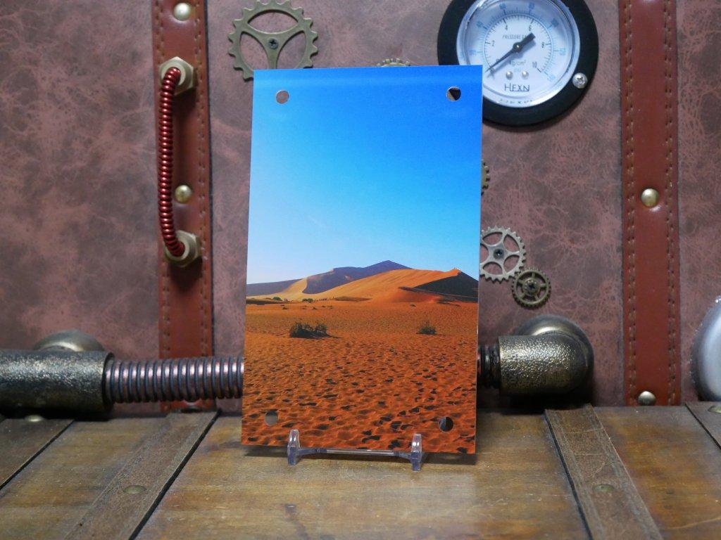 アクリルデザインプレート 砂漠