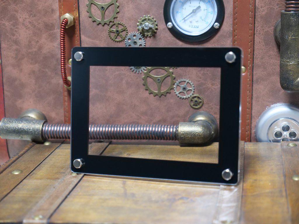 UVカットアクリルスタンドセット 封筒サイズ