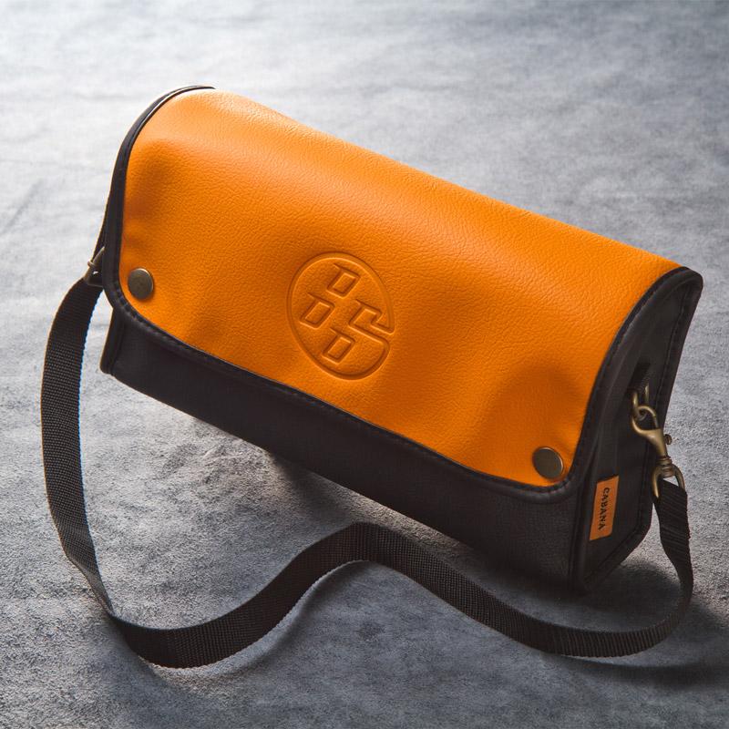 86ティッシュケースカバー Racing Orange