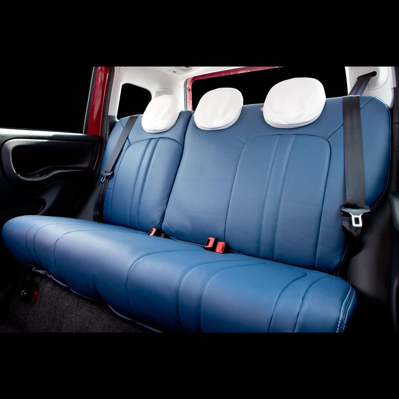 FIAT PANDA シートカバー フレスコ