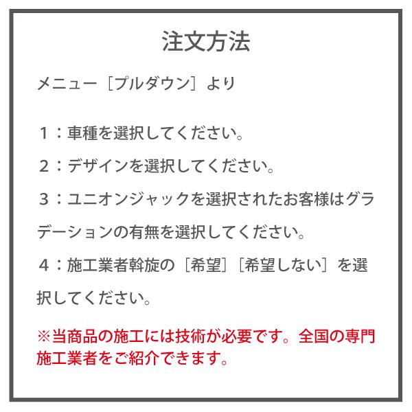 MINI ルーフラッピング<チェッカー>【CABANA(カバナ) -car wrapping-】