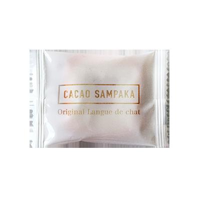カカオサンパカ オリジナル ラングドシャ 2種 24枚入