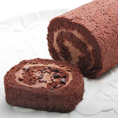 ブラッソ デ ショコラタ(チョコレートロールケーキ)