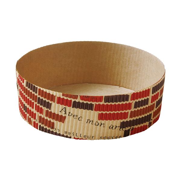 ソフト ベーキングカップ 12cm (プロヴァンス) 10枚入 SC803-10