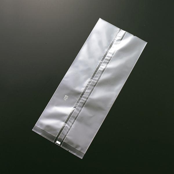 ラッピング袋 (透明) 100枚入 スモールシフォン 対応 マチあり エージレス対応 XF8000-100