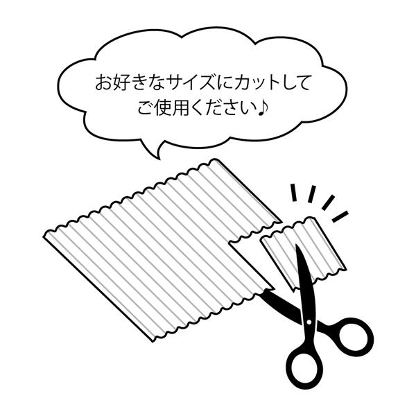 なみなみペーパー (白) 2層 10枚入 XOP002-10