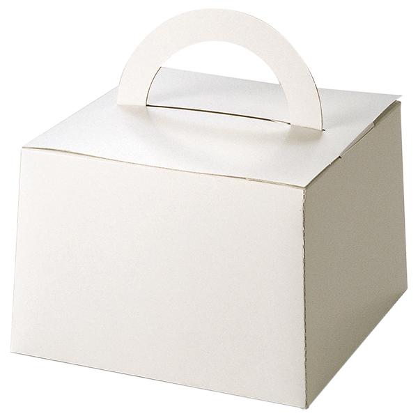 シフォンカップキャリーケース(白) 25枚入 シフォンカップ 15cm対応 KS4300-25