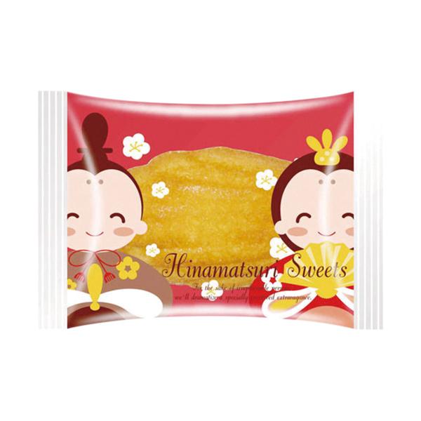 焼菓子袋 (ひなまつり) 50枚 マドレーヌ袋 KMK02-50