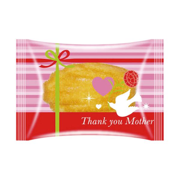 焼菓子袋 (母の日) 50枚 マドレーヌ袋 KMK05-50