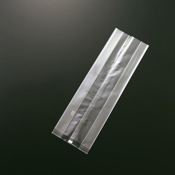 ラッピング袋 (透明) 100枚入 パウンドM対応 マチあり エージレス対応 XF6300-100
