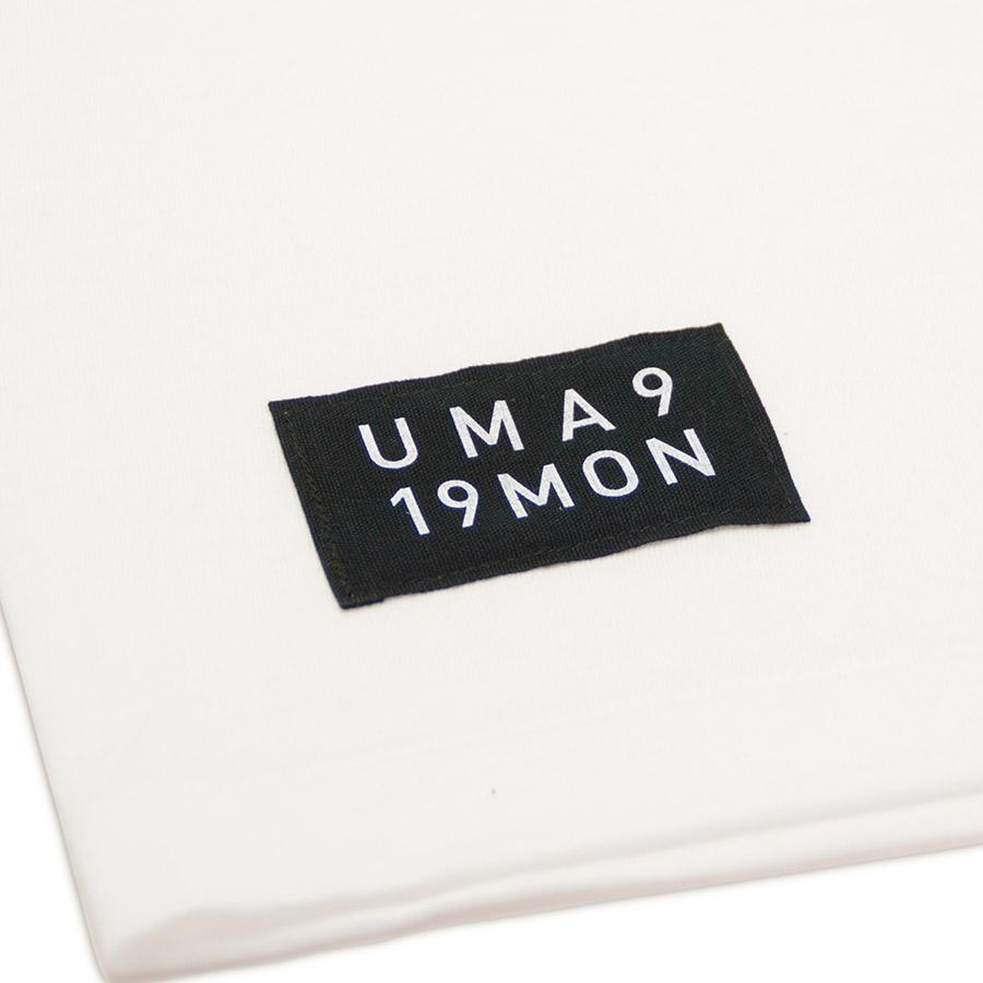 Tシャツ ユニセックス うまくいく紋<[金運招福]の神様・ホワイト> 【クリックポスト:容量80】
