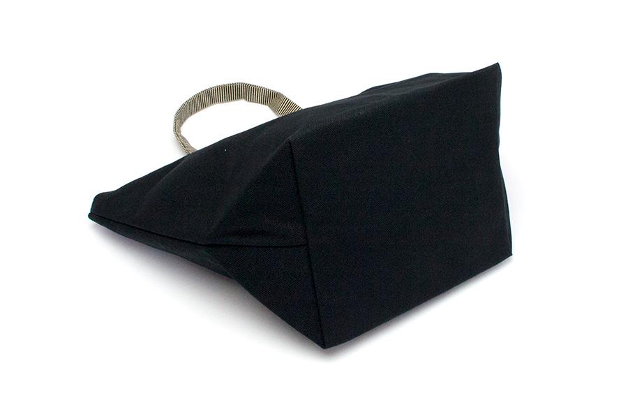 空堀に 帆布<うまくいく紋・LOGO・黒>【23%OFF】