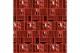 超撥水風呂敷『ながれ』<うまくいく紋[商売繁盛]の神様> 96×96cm 【クリックポスト:容量80】