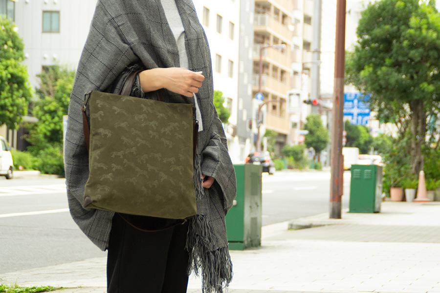 長堀 イタリアフェルト<ピンク> 革:ピンク(No.806)