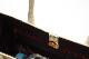 ポスト3 ギアナ<藤紫(No.319C)> 金具:アンティークゴールド