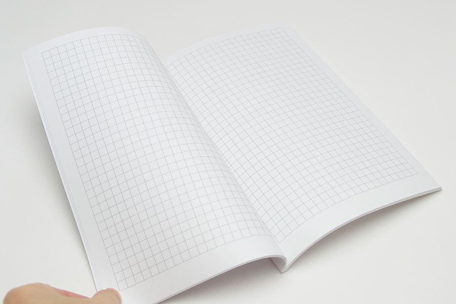うまくいく紋A5ノート・B5ノートセット(各1冊) <[合格祈願]の神様>【クリックポスト:容量80】