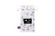 ペットボトルケース(500ml) 巾着型 うまくいく紋<[恋愛成就]の神様>【クリックポスト:容量80】