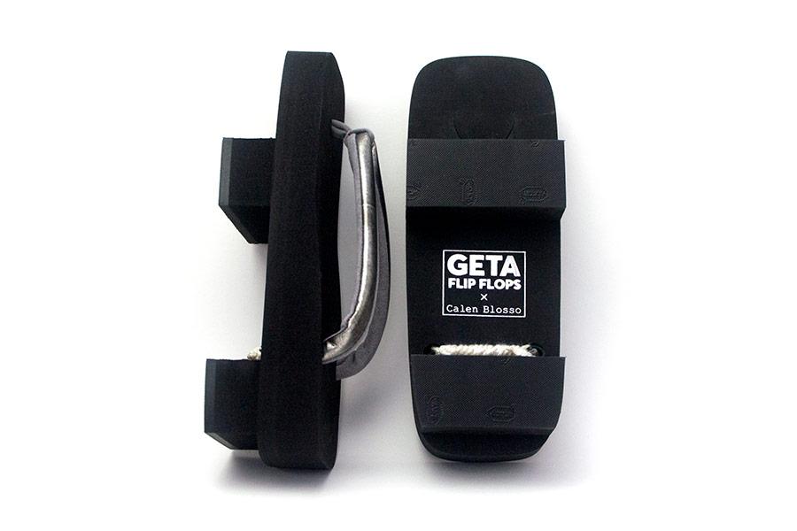 ゲタサンダル Geta Flip Flops No.96320