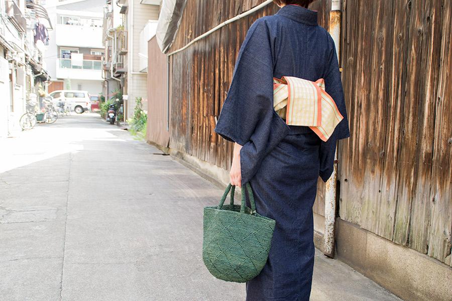 [Sans Arcidet(サンアルシデ)]ラフィアかごバッグ KAPITY BAG M MC K<NATURAL> 【20%OFF】