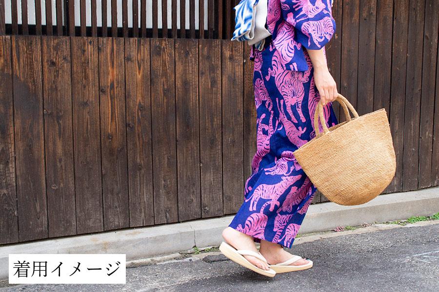 カフェぞうりラッテ(低台) レディース No.16119