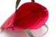 上町 帆布<うまくいく紋・LOGO・ピンク>(ショルダーストラップ付き/プラスチック素材)【クリックポスト:容量100】
